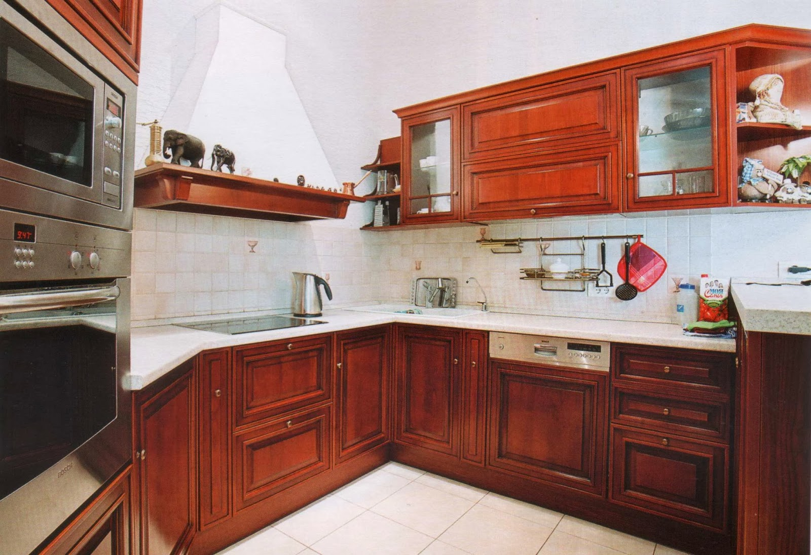 mecc pakistan: kitchen design