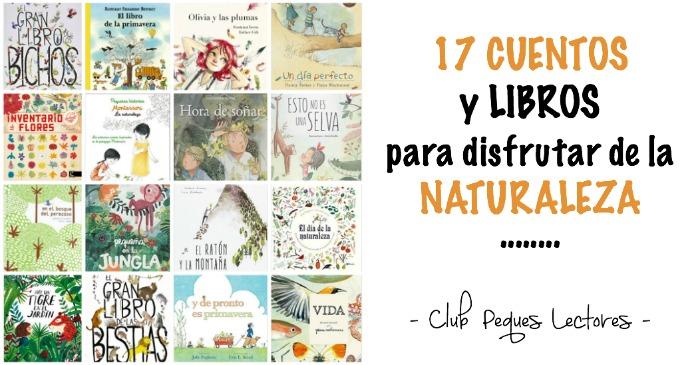 libros infantiles naturaleza