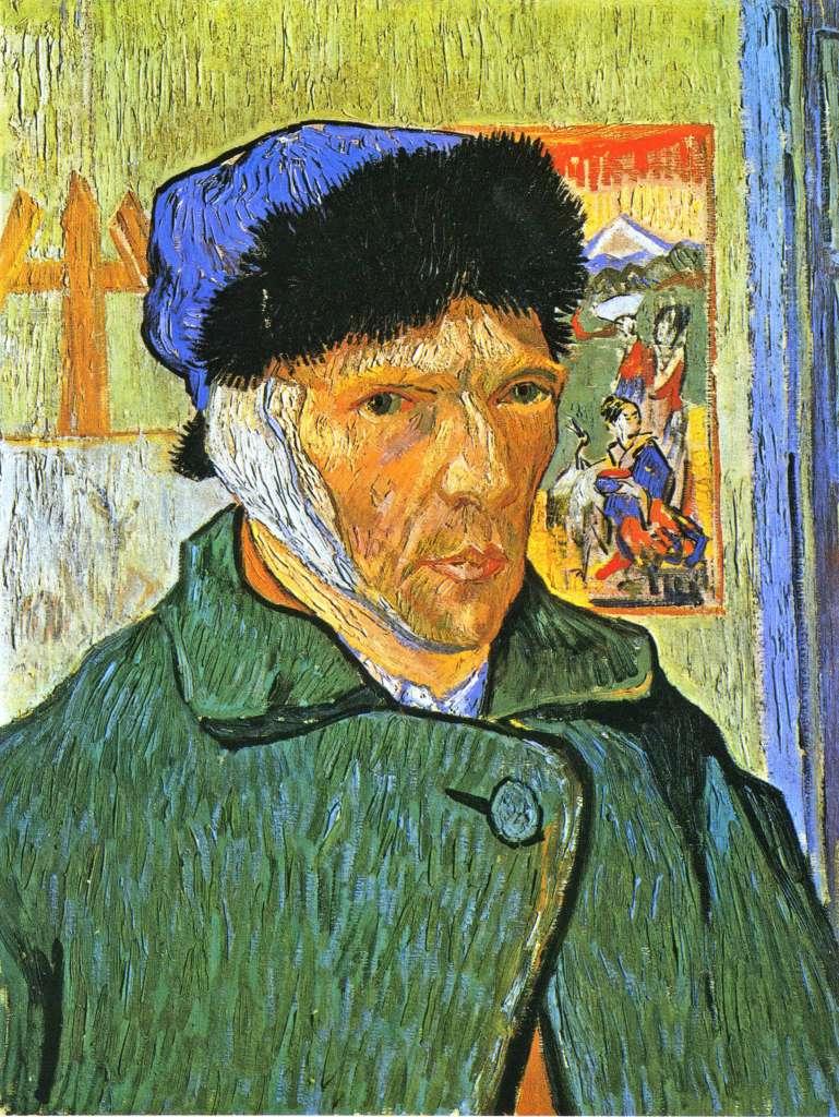 Vincent Van Gogh Ohr
