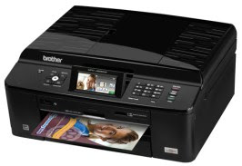 Brother MFC-835DW Printer Driver Download