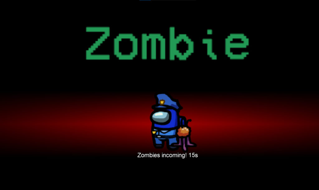 Zombie Mod for Among Us