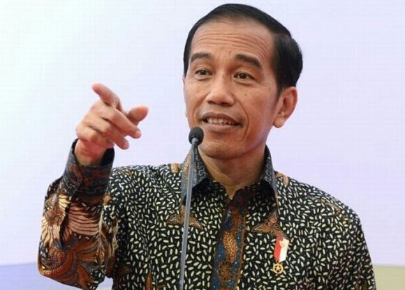 Presiden Jokowi  : Tak Ada Alasan Bagi Oknum Aparat Yang Halangi Kebijakan Dan Inovasi
