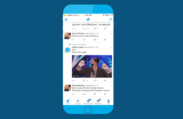 Downloading Twitter Videos without jailbreak from iPhone is not easy as Twitter does not allows you to download or save videos on iPhone, iPad, Mac or Windows PC directly. But with below guide, you could be able to download or save Twitter videos