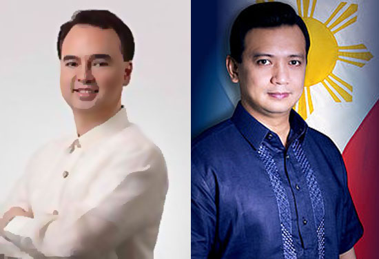 Sen. Alan Cayetano hit back Senator Trillanes over Duterte's 'disaster' issues