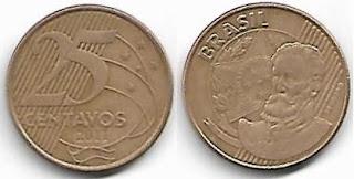 25 centavos, 2011