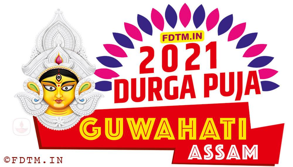 2021 Guwahati Durga Puja Calendar, 2021 Assam Durga Puja Calendar