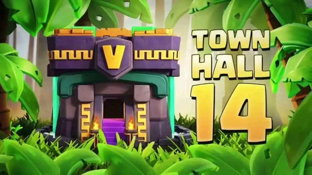 Clash of Clans Townhall 14
