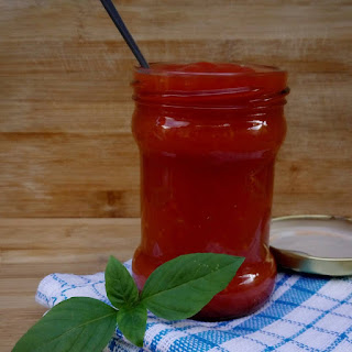 saus tomat mengempukan daging