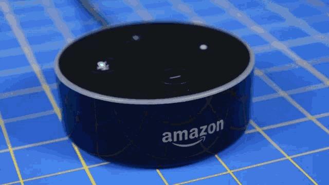 Padres e hijas protestan contra Alexa, dispositivo de Amazon