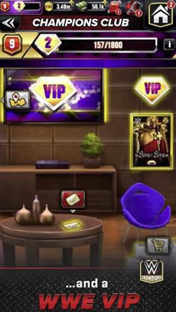 WWE Champions Mod Apk God Mode Terbaru