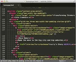 Sublime text 3 program for text editing