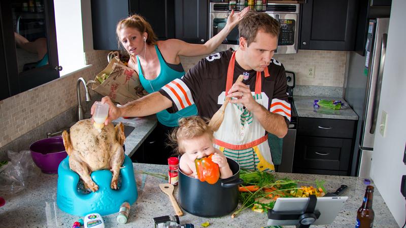 Hilarious Parenting Hacks That Should Never Have Happened