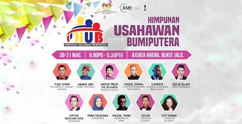 Himpunan Usahawan Bumiputera 2018 - HUB 2018