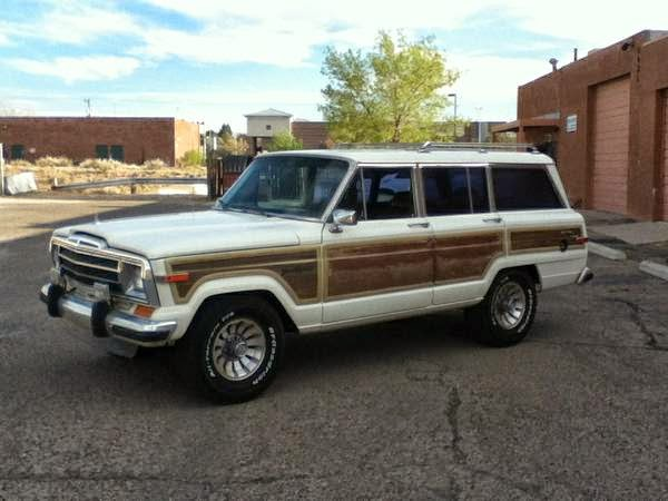 1987 jeep grand wagoneer 4x4 for sale 4x4 cars. Black Bedroom Furniture Sets. Home Design Ideas
