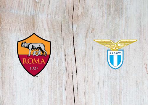 Roma vs Lazio -Highlights 15 May 2021