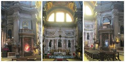 Esempio di arte barocca e di devozione verso il santo