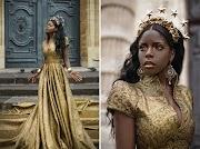 10 Stunning Fantasy Photoshoots of Beautiful Black Women
