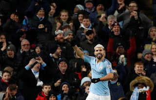Manchester City ace Sergio Aguero aims to improve his record against Real Madrid