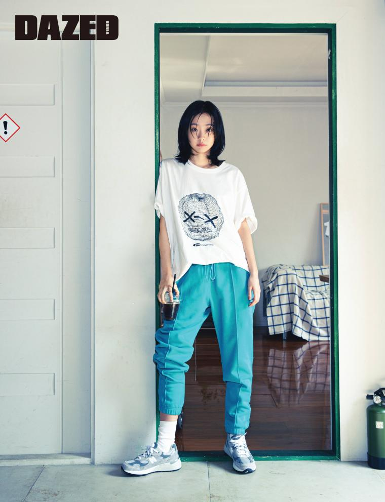 김다미 화보