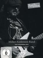 """Το βίντεο με την live εκτέλεση του τραγουδιού """"Boogie Brothers"""" των Miller Anderson Band"""