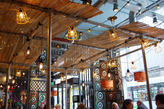 Turtle Bay Liverpool Interior