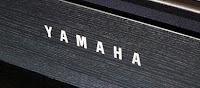 Yamaha digital piano logo