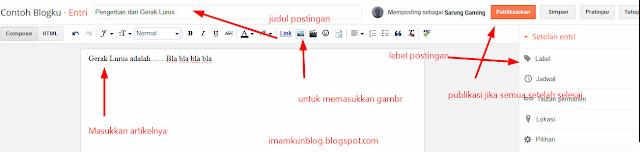Panduan Membuat Blog Sampai Mahir