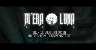 Logo du M'Era Luna 2019