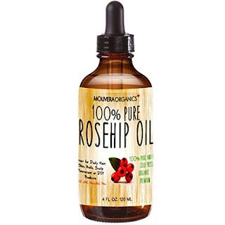Molivera Organics Rosehip Oil
