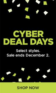 Kohls cyber week sale 2020