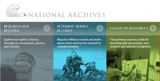 Image from the National Archives website