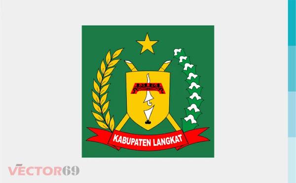 Kabupaten Langkat Logo - Download Vector File SVG (Scalable Vector Graphics)