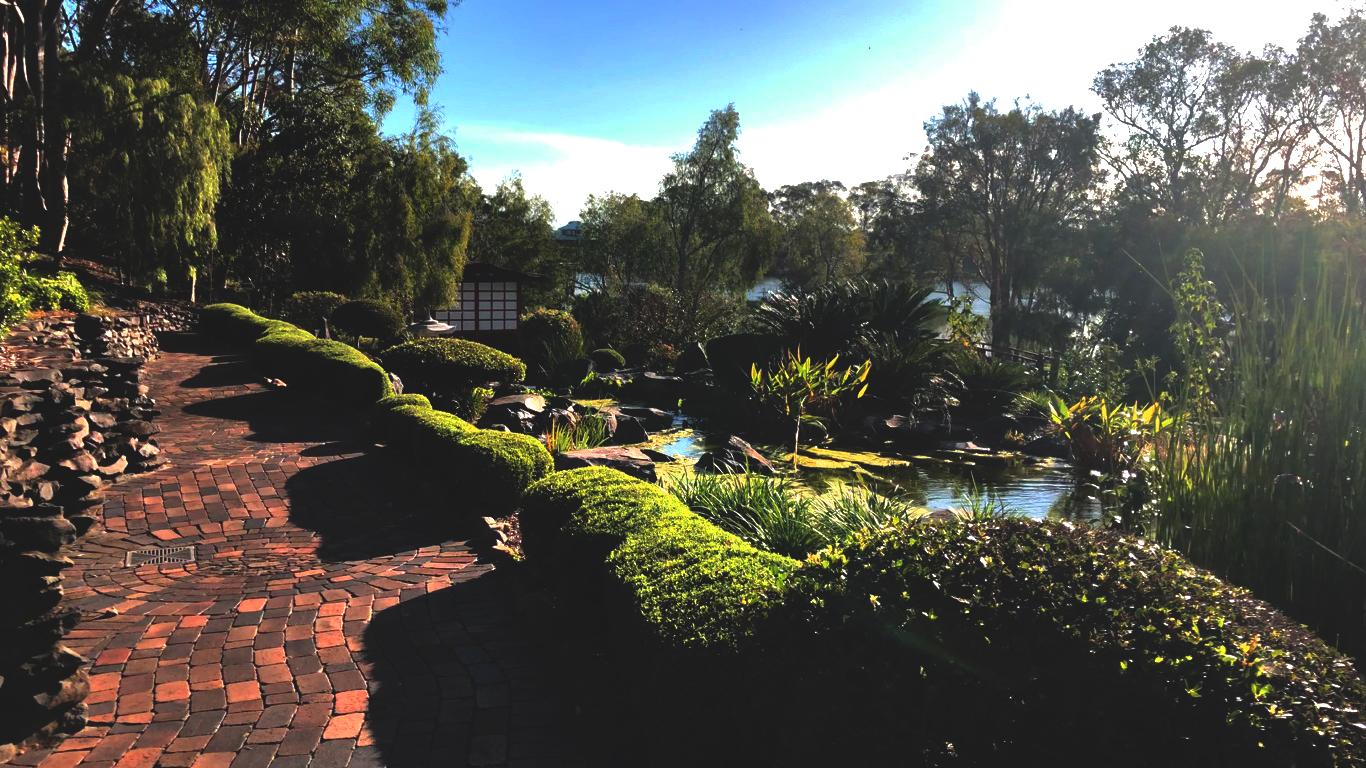 Bundaberg Botanic Park - Japanese Garden