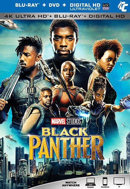 فيلم Black Panther 2018 BluRay