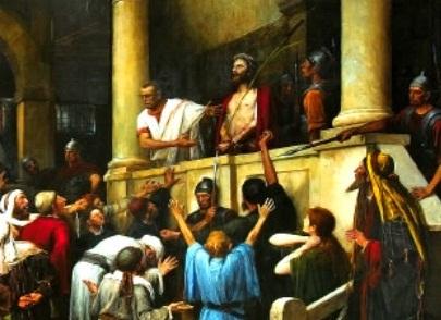Pilato e Gesù