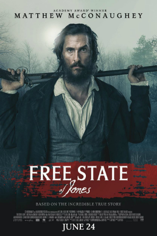 Free State of Jones [2016] [DVDR] [NTSC] [Latino]