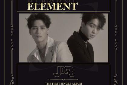 [Single] JxR - ELEMENT (MP3)