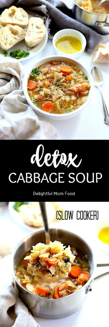 Detox Cabbage Soup