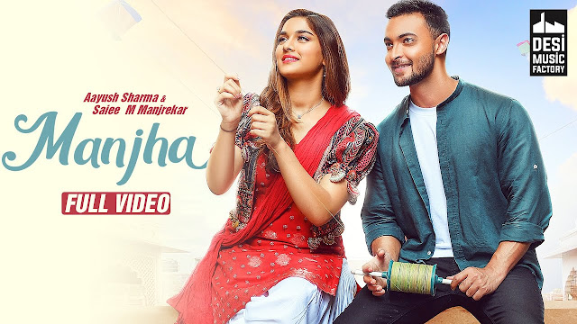 Manjha Lyrics In English The song is sung and composed by Vishal Mishra while Vishal along with Akshay Tripathi has written the Manjha Lyrics. The music video of the Manjha song is directed by Arvindr Khaira featuring Aayush Sharma, Saiee Manjrekar in the lead and Riyaz Al in a special appearance