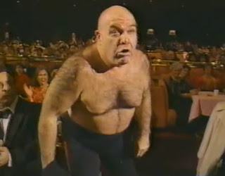 WWF - Slammy Awards 1987 - George Steele won 'Best Peformance by an Animal'