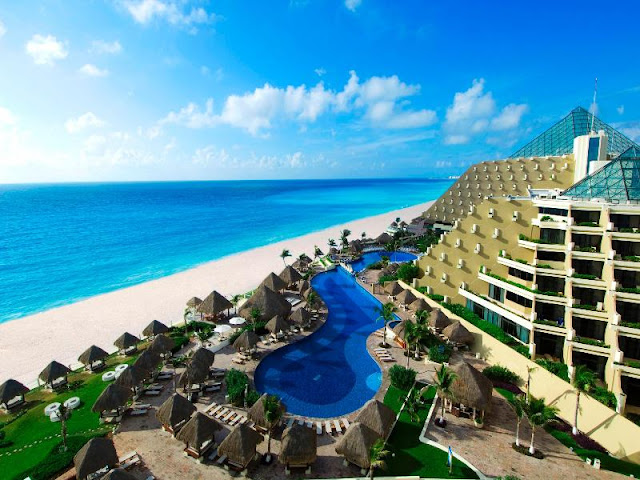 Royal Service at Paradisus Cancun All Inclusive - Adults Only. Hotel in Cancun, Mexico. Book now on Travelhoteltours for the best price online guaranteed.