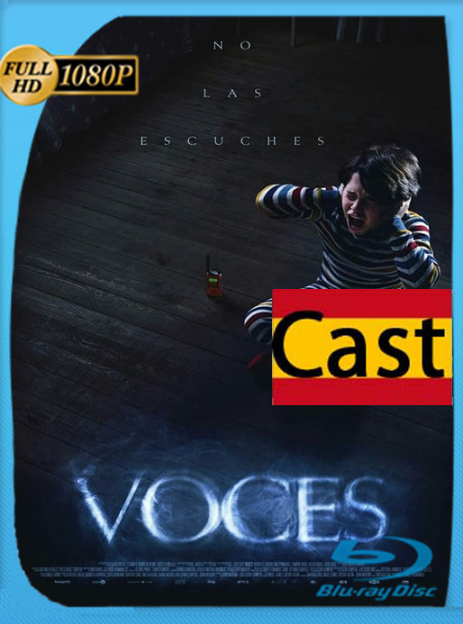 Voces (2020) HD 1080p Castellano [GoogleDrive] [tomyly]