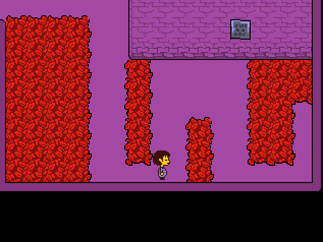 ArrPeeGeeZ: Undertale Walkthrough, Part One: The Ruins Guide
