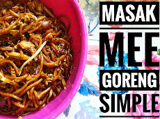 Resepi masak mee goreng simple