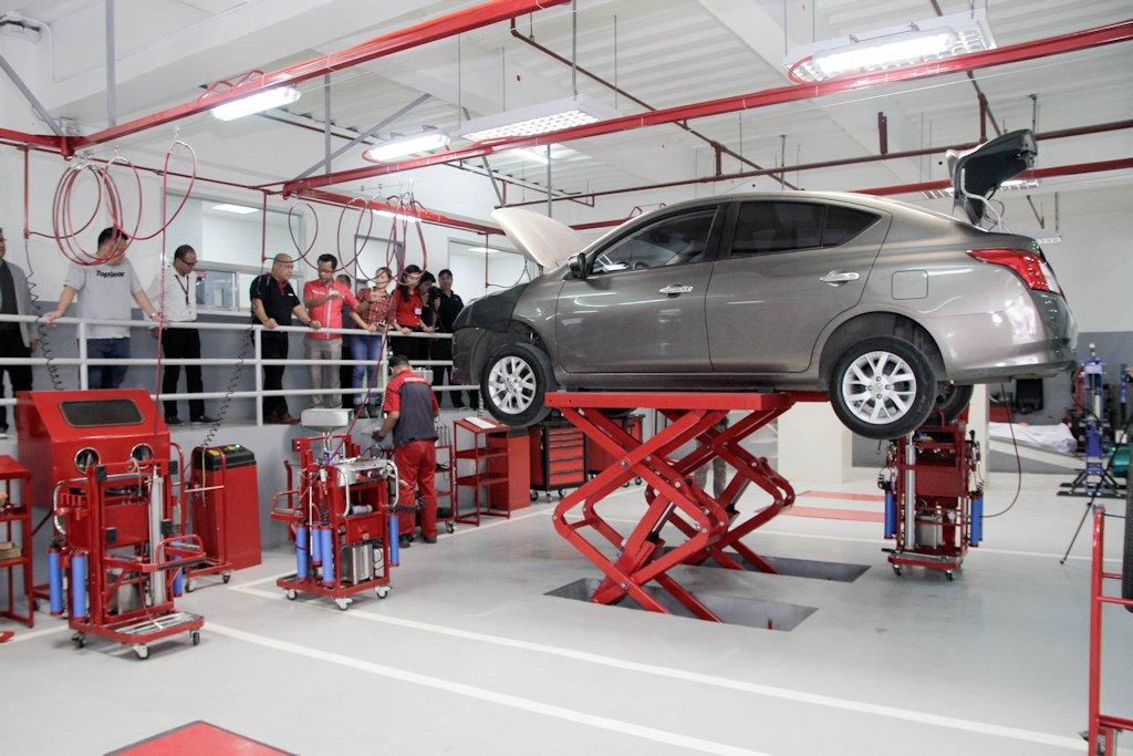 Managing A Car Repair Shop