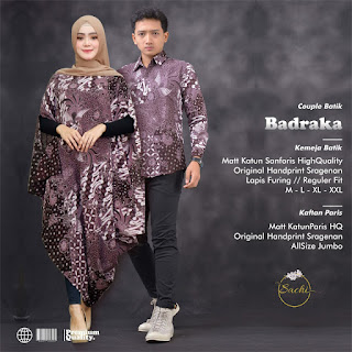Couple Batik Badraka