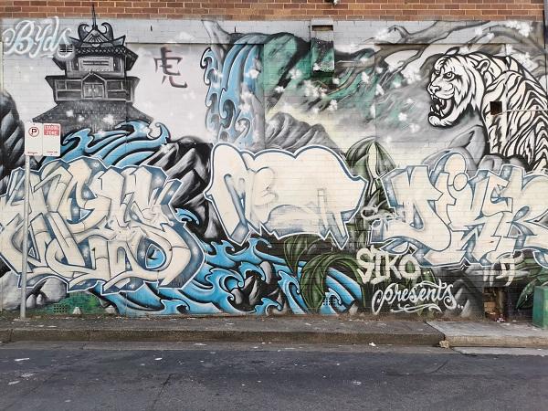 Bankstown Street Art