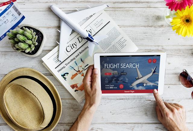 tips liburan, tips mencari tiket pesawat, travelling, liburan murah