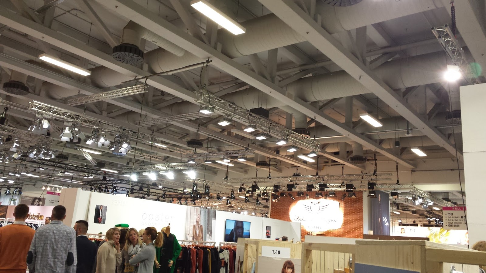 targi modowe Panorama Berlin 2017, relacja z Berlin Fashion Week, blog modowy, polska blogerka