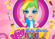My Little Pony Face Painting juego